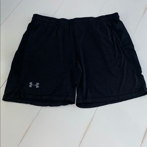 UNDER ARMOUR LOUNGE SHORTS